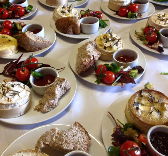 Fryton Catering Wedding Buffet